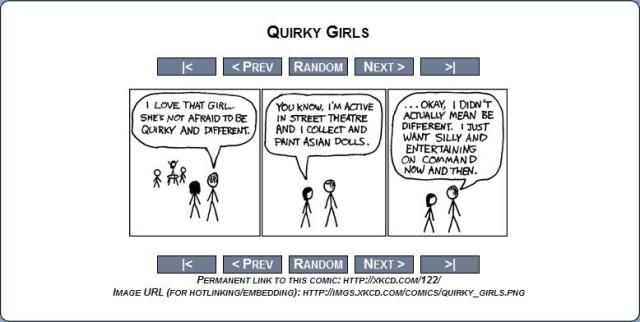 xkcd-quirky-girl